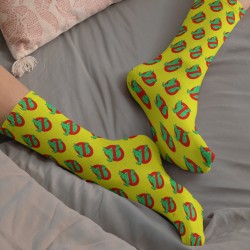 COVID-Busters Socks supporting London Food Bank