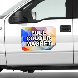 Vehicle Graphics - Door Magnet